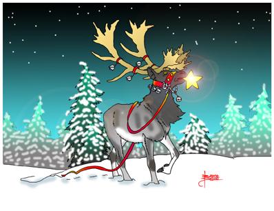Bard Reindeer